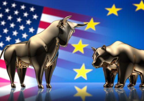 USA vor Europa